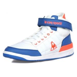נעלי לה קוק ספורטיף לגברים Le Coq Sportif Diamond Mesh Fluo - לבן