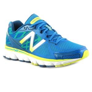 מוצרי ניו באלאנס לגברים New Balance M1080 V5 - כחול/צהוב