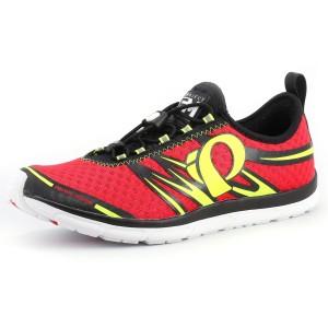 נעלי פרל איזומי לגברים Pearl Izumi EM Tri N1 - אדום