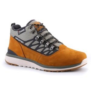 נעלי סלומון לגברים Salomon Utility Sport TS - חום בהיר