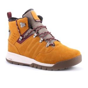 נעלי סלומון לגברים Salomon Utility TS CS WP - חום בהיר