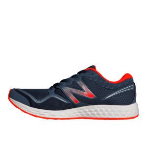 מוצרי ניו באלאנס לגברים New Balance M1980 - כחול/כתום