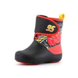 נעלי Crocs לפעוטות Crocs Crocband Cars Gust Boot - שחור