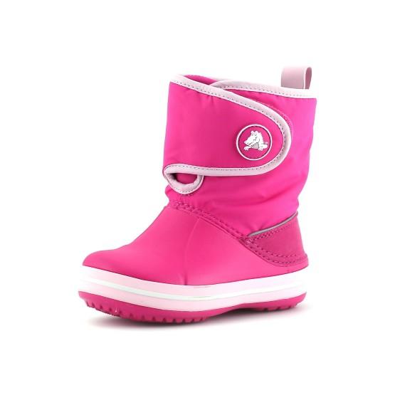 מוצרי Crocs לפעוטות Crocs Crocband Gust Boot S - ורוד