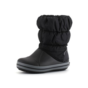 נעלי Crocs לפעוטות Crocs Winter Puff Boot Kids - שחור
