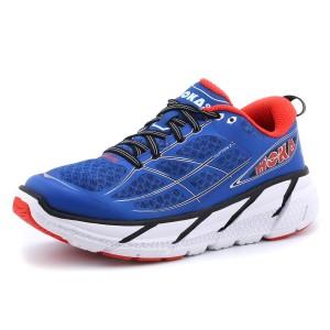נעלי הוקה לגברים Hoka One One  Clifton 2 - כחול