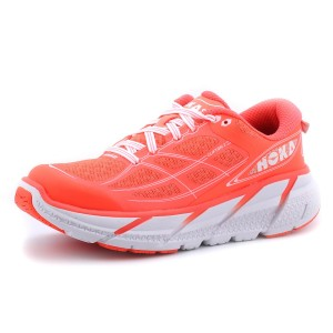 נעלי הוקה לנשים Hoka One One Clifton 2 - כתום