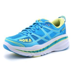 נעלי הוקה לנשים Hoka One One  Stinson 3 - כחול