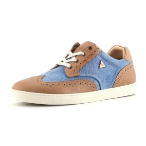 נעלי לה קוק ספורטיף לגברים Le Coq Sportif Monceau Brogue CVS/Lea - כחול