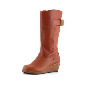מוצרי Crocs לנשים Crocs A Leigh Boot W - חום