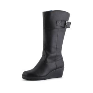 מוצרי Crocs לנשים Crocs A Leigh Boot W - שחור