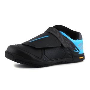 נעלי שימנו לנשים Shimano  AM7 - שחור/כחול