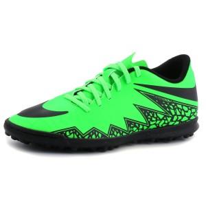נעלי נייק לגברים Nike Hypervenom Phelon - שחור/ירוק