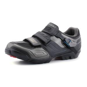 נעלי שימנו לגברים Shimano M089 - שחור/אפור