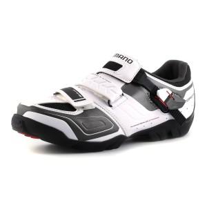 נעלי שימנו לגברים Shimano M089 - שחור/לבן