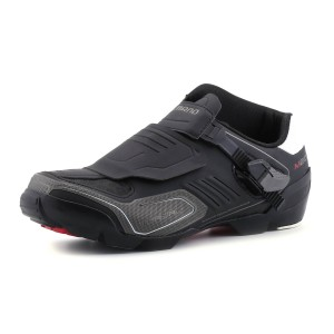 נעלי שימנו לגברים Shimano  M200 - שחור/לבן