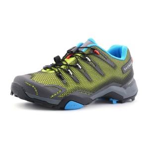 נעלי שימנו לגברים Shimano MT44 - אפור/ירוק
