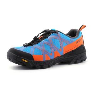 נעלי שימנו לגברים Shimano  MT54 - כחול/כתום