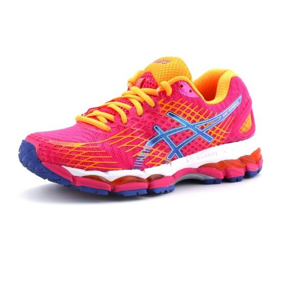 נעלי אסיקס לנשים Asics Gel-Nimbus 17 - ורוד