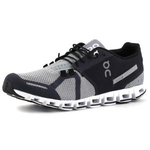 נעלי און לגברים On  Cloud - שחור/אפור