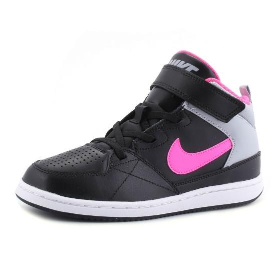 מוצרי נייק לנוער Nike Priority Mid - שחור
