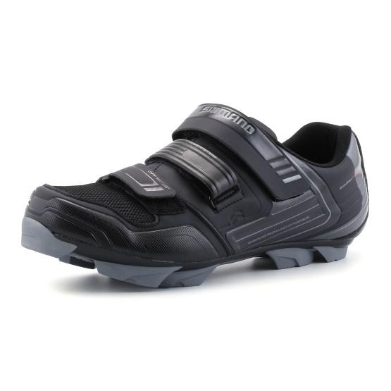 נעלי שימנו לגברים Shimano  XC31 - שחור/אפור