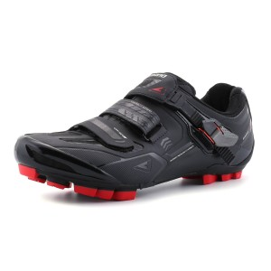 נעלי שימנו לגברים Shimano XC70 - שחור/אדום