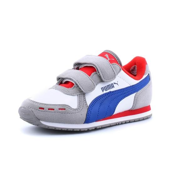 נעלי פומה לפעוטות PUMA  Cabana Racer SL - אפור