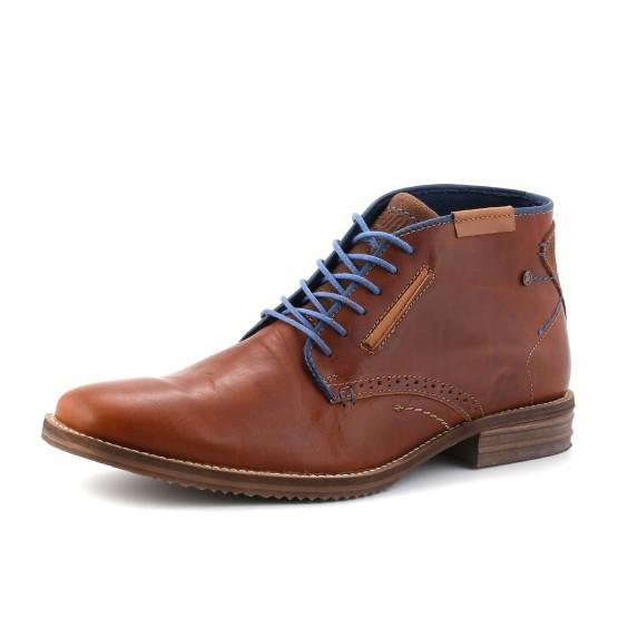 נעלי בולבוקסר לגברים Bullboxer  Grant - חום