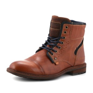 נעלי בולבוקסר לגברים Bullboxer James High - חום