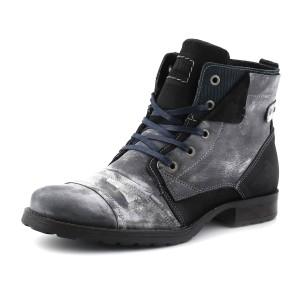 נעלי בולבוקסר לגברים Bullboxer  Justin - שחור