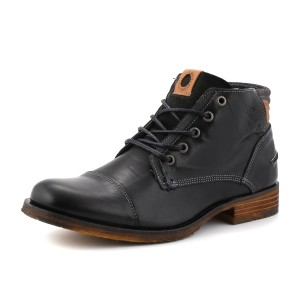 נעלי בולבוקסר לגברים Bullboxer Kennedy - שחור