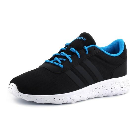 נעלי אדידס לגברים Adidas  Lite Racer - שחור
