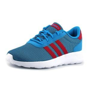 נעלי אדידס לגברים Adidas  Lite Racer - טורקיז