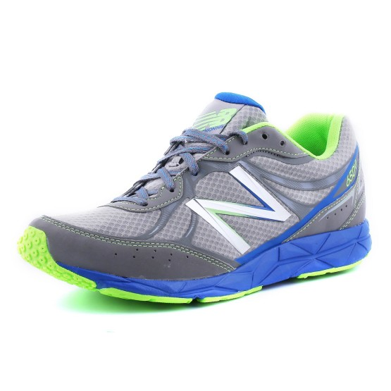 מוצרי ניו באלאנס לגברים New Balance M650 V1 - אפור