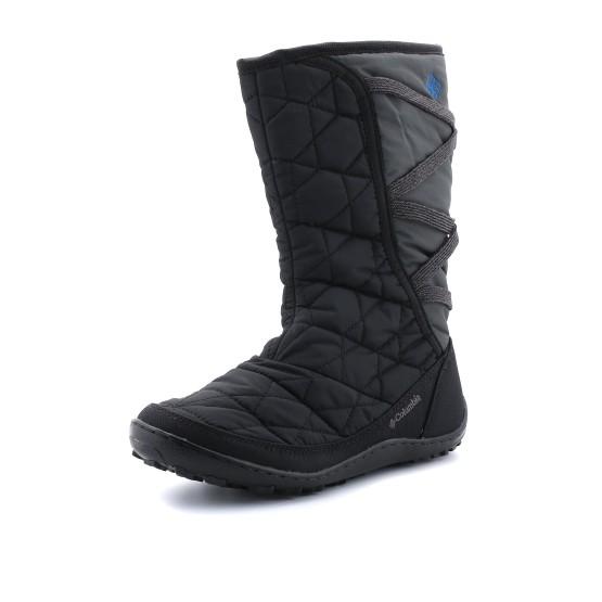 נעלי קולומביה לנשים Columbia Minx Mid Slip Omni-Heat Boot - שחור