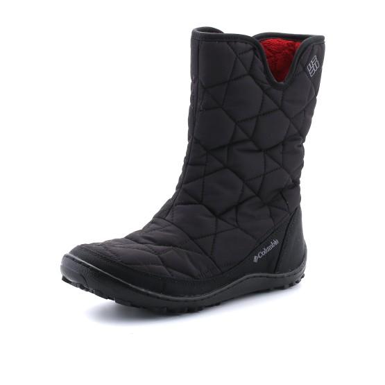 נעלי קולומביה לנשים Columbia Minx Slip II Omni-Heat - שחור