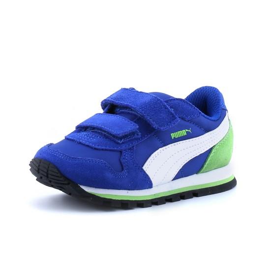 מוצרי פומה לפעוטות PUMA ST Runner NL - כחול
