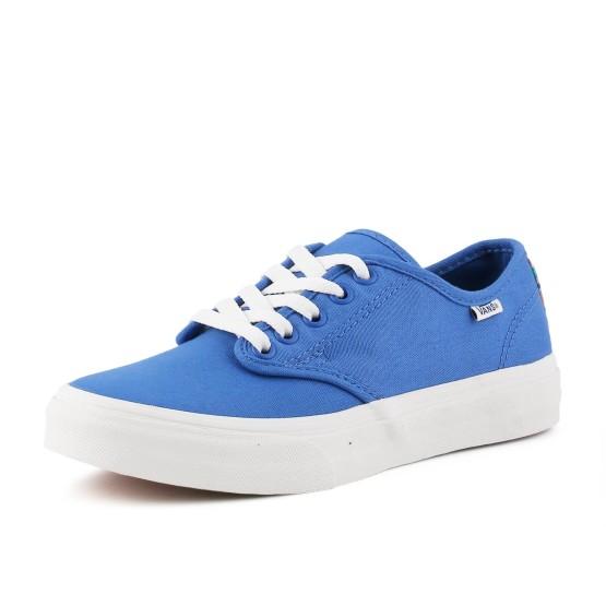 מוצרי ואנס לנשים Vans Camden Stripe - כחול/לבן