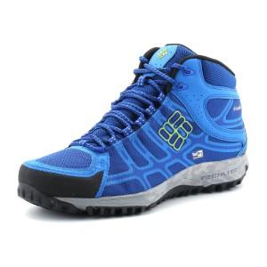 נעלי קולומביה לגברים Columbia Conspiracy III Mid - כחול