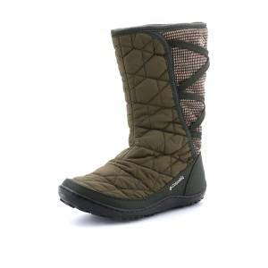נעלי קולומביה לנשים Columbia Minx Mid Slip Omni-Heat - ירוק כהה