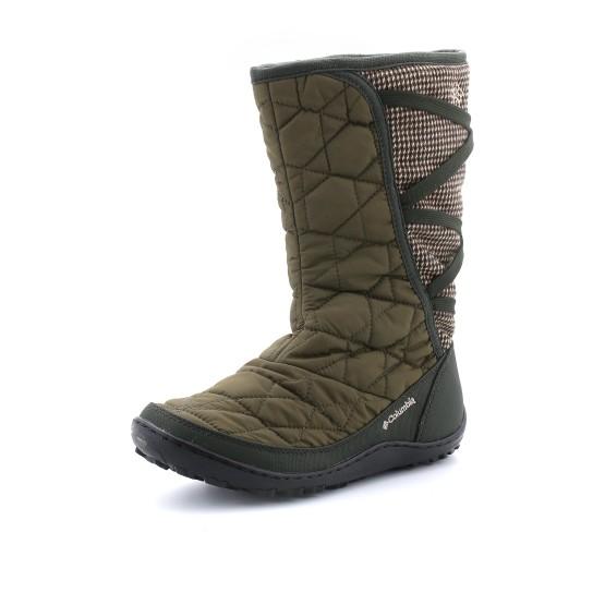 מוצרי קולומביה לנשים Columbia Minx Mid Slip Omni-Heat - ירוק כהה