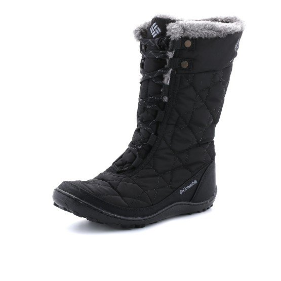 נעלי קולומביה לנשים Columbia  Minx Mid II Omni-Heat - שחור