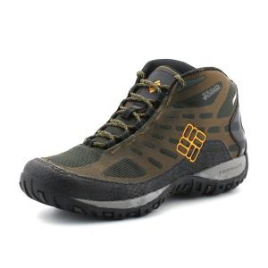 נעלי קולומביה לגברים Columbia Peakfreak Enduro II Mid Outdry - ירוק כהה