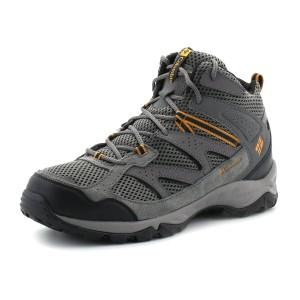 נעלי קולומביה לגברים Columbia Plains Ridge Mid - אפור
