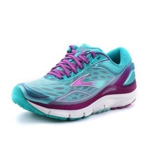 נעלי ברוקס לנשים Brooks Transcend 3 - טורקיז