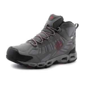 נעלי קולומביה לגברים Columbia Ventfreak Mid Outdry - אפור בהיר