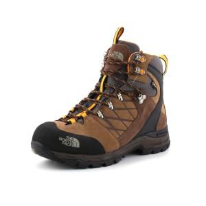 נעלי דה נורת פיס לגברים The North Face Verbera Hiker II GTX - חום