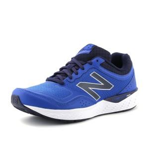 נעלי ניו באלאנס לגברים New Balance M520 V2 - שחור/כחול