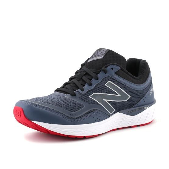 נעלי ניו באלאנס לגברים New Balance M520 V2 - שחור/אפור